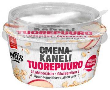 Eväs Tuorepuuro Omena-kaneli
