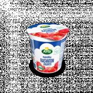 Arla Rasvaton Mansikkajogurtti 200g, vähälaktoosinen