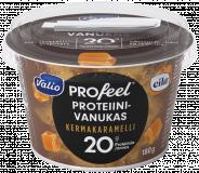 Valio PROfeel® proteiinivanukas 180 g kermakaramelli laktoositon