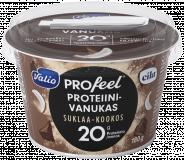 Valio PROfeel® proteiinivanukas 180 g suklaa-kookos laktoositon