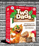 TwoDads® AppleBoom 250g täysjyvä aamiaismuro