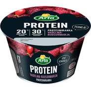 Arla Protein Proteiinirahka vadelma-ruusunmarja 200 g, laktoositon