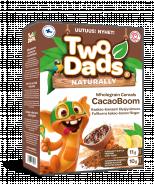 TwoDads®CacaoBoom 250g  täysjyvä aamiaismuro