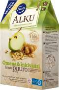 Fazer Alku Omena & inkivääri kaurapuuro 500 g