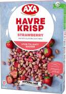 AXA Havrecrisp Strawberry
