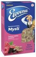 Elovena Mysli Tumma suklaa-Vadelma