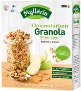Myllärin Omenatarhan granola