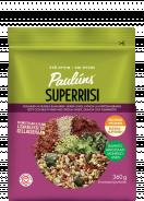 Paulúns Superriisi vihreä linssi jyvä-siemenseos 360 g