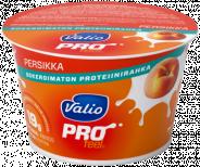 Valio Profeel proteiinirahka sokeroimaton persikka laktoositon