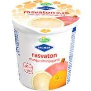 Arla Rasvaton mango-sitrusjogurtti 200 g