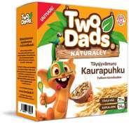 TwoDads® Kaurapuhku