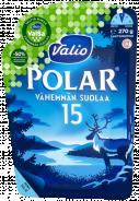 Valio Polar® 15 % vähemmän suolaa e270 g viipale