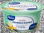 Valio pehmeä rahka vanilja 150 g sokeroimaton