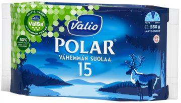 Valio Polar® 15% vähemmän suolaa 550 g
