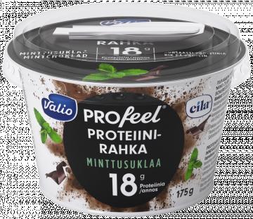 Valio Profeel proteiinirahka, minttu-suklaa keinomakeutettu