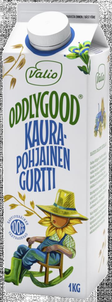 Valio Oddlygood® Kaurapohjainen gurtti