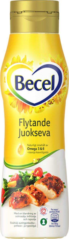 Becel Juokseva kasviöljyvalmiste
