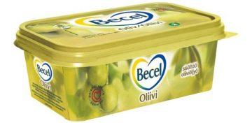 Becel Kevyt kasvirasvalevite 38 % - sisältää oliiviöljyä