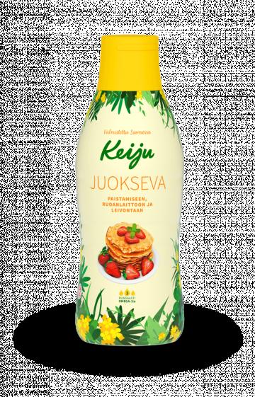 Keiju Juokseva rypsiöljyvalmiste 750 ml