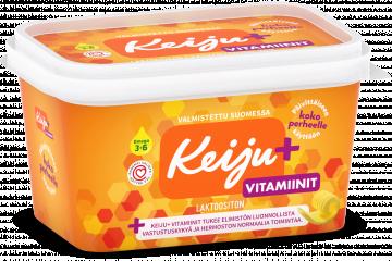 Keiju+ 400g Vitamiinit kasvirasvalevite 70%