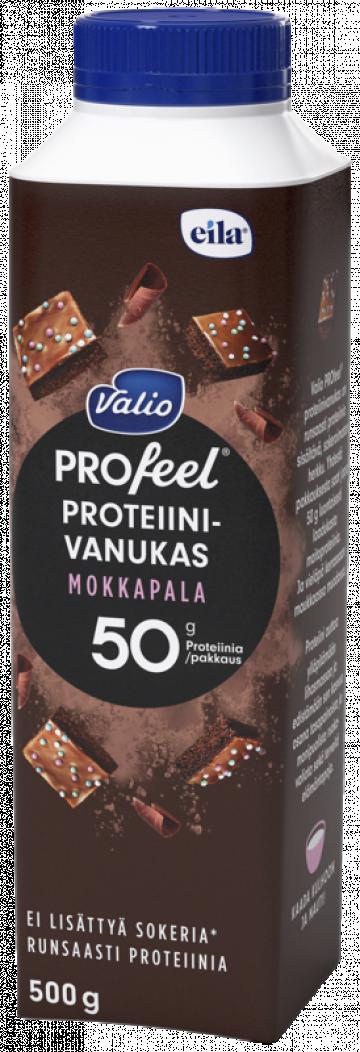 Valio PROfeel® proteiinivanukas 500 g mokkapala laktoositon