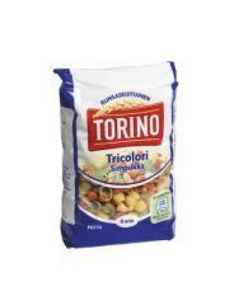 Torino Tricolori Simpukka Pasta