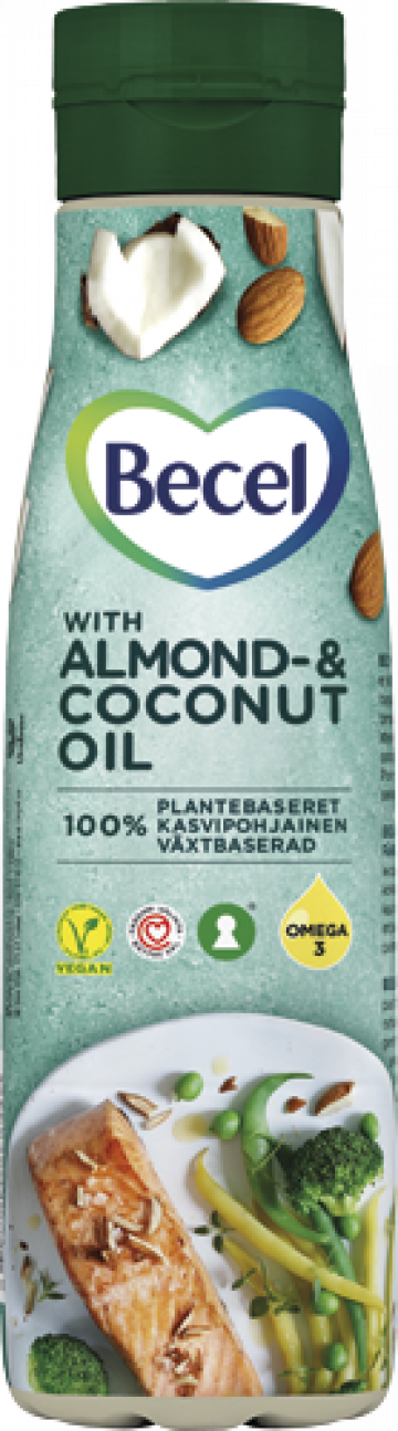 Becel With Almond- & Coconut Oil