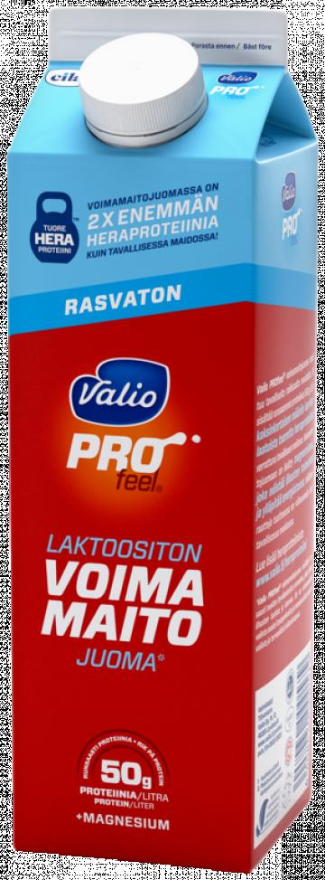 Valio PROfeel® rasvaton voimamaitojuoma 1 L laktoositon