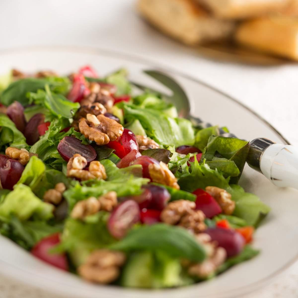 Salaatti Ravintosisältö