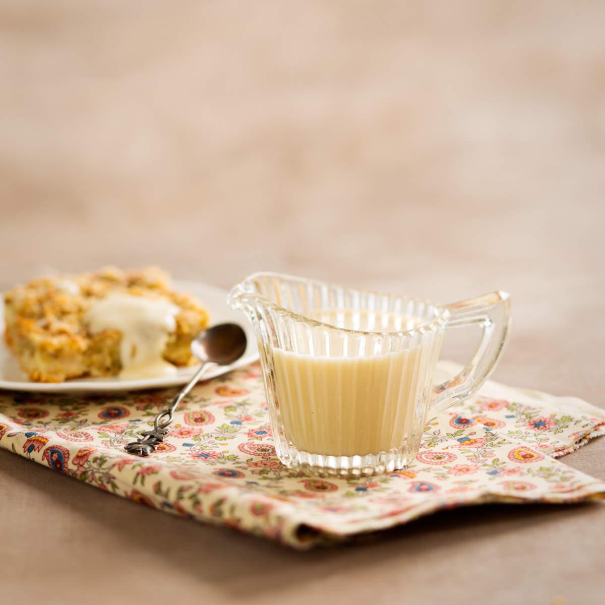 vaniljakastike ohje