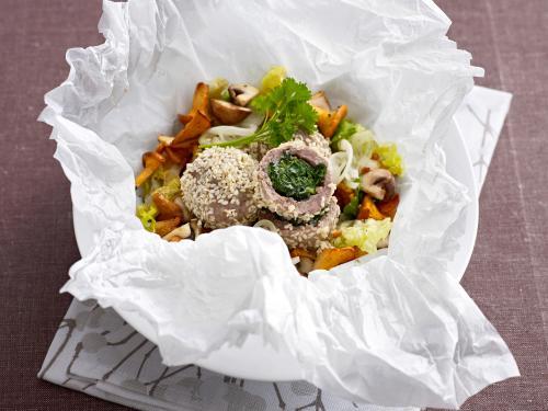 Saga  Salat  Waldpilze 14633