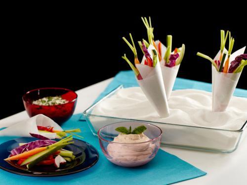 Saga  Vegetable Sticks For Dipping 04 29727
