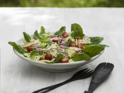 Salaattia Ja Kalaa Umh