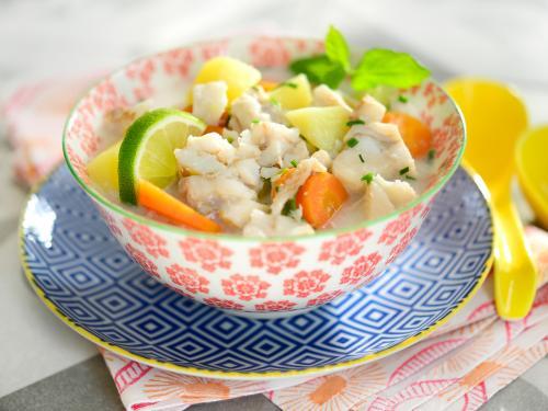 Thaimaalainen Kalakeitto 2000 Isruokala