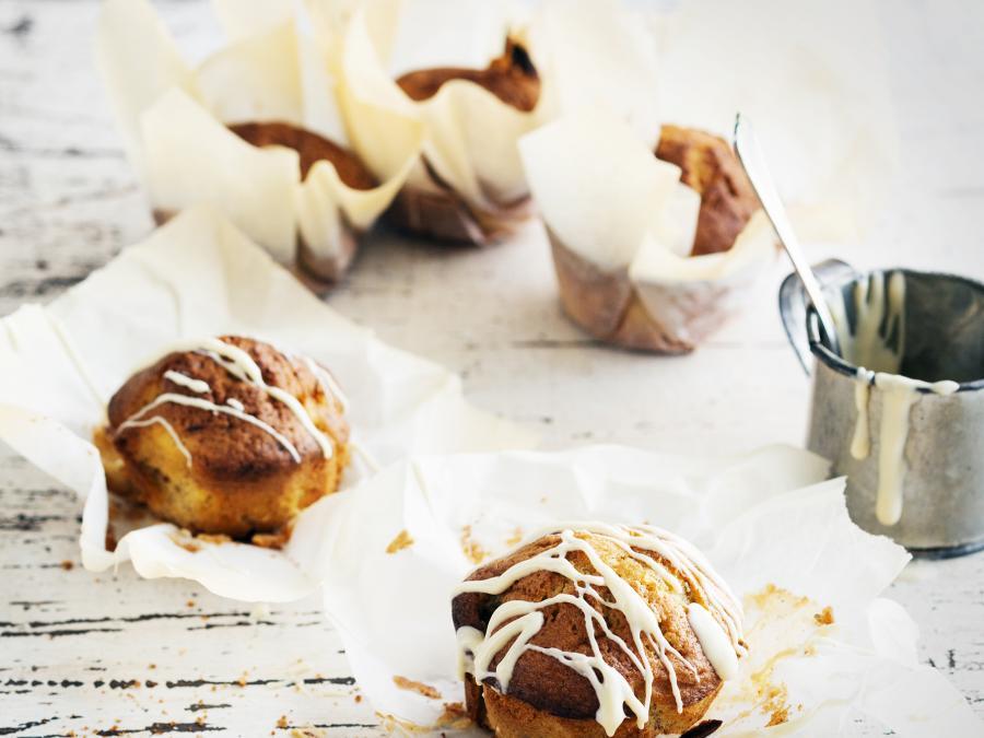 Kesakurpitsa Muffinssi Rajattu Elina Himanen