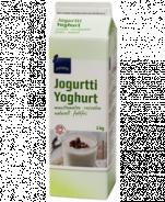 Rainbow Maustamaton rasvaton jogurtti