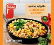 Findus Dagens Middag Chicken Curry 600g