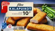 Findus Filee kalapuikot MSC 250 g