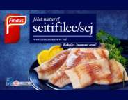 Findus Fillet Naturel Seitifilee MSC 400 g