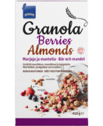 Rainbow Granola Berries Almonds