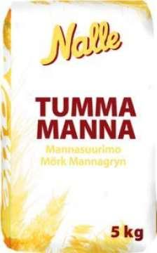 Nalle Tumma Mannasuurimo