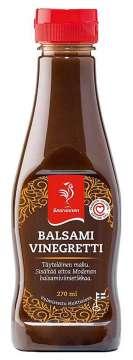 Saarioinen Balsamivinegretti 270 ml