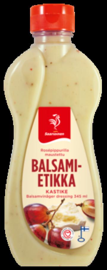 Saarioinen Balsamiviinietikkakastike 345 ml