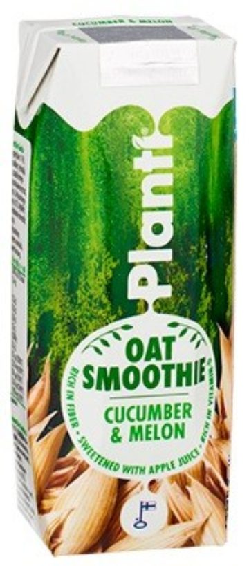 Planti Oat Smoothie Cucumber &Melon